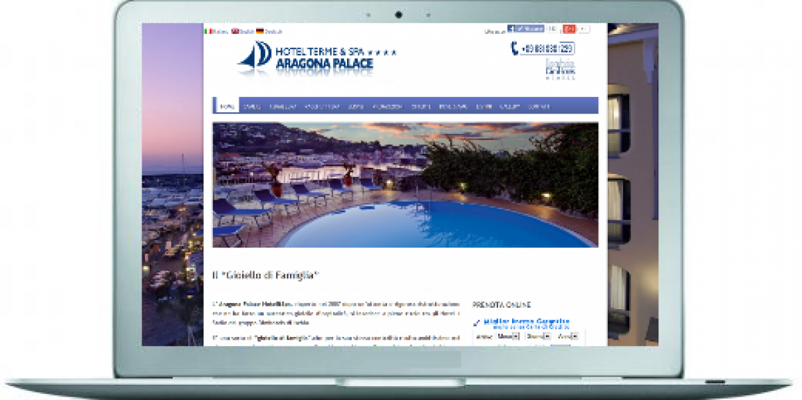 Aragona Palace Hotel&Spa (2013)